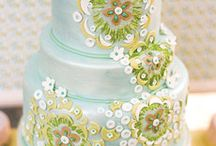 Wedding Cake / by Holly Woosey