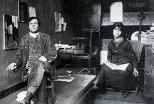 Modigliani e Jeanne