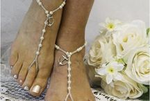 Catherine Cole Barefoot sandals