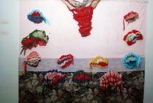 textile, jewels & book arts / by A Kimberlin Blackburn