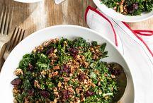 Detox Recipes / Vegetarian and Vegan Detox Recipes