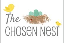 the chosen nest / by Janelle Marion