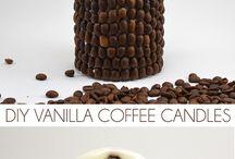 Kávové dekorace