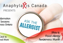 Food Allergy Awareness Month (May)