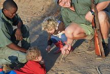 Kids on Safari / Selected game lodges throughout South Africa who offers a truly memorable experience for families travelling with children. #safari #kidsonsafari #southafrica