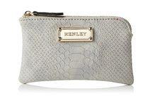 Carteiras e porta-moedas / Seleção de carteiras e porta-moedas para mulheres sofisticadas e elegantes!