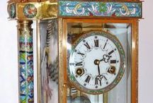 PORCELAINE CLOCKS