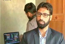 Kashmir: Youth revolutionizes