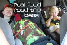 Kids: Road Trip / Ideas for taking a road trip with the kids!