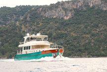 BABOSCH / #motoryacht, #yacht, #bluevoyage, #yachtcharter, www.cnlyacht.com