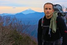 Japanese mountains peaks / ...I've climbed already
