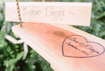 WEDDINGS - Guest Book Ideas / by Miranda Fleming