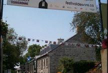 Terrebonne Wine and History Festival 2014