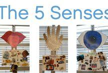 Affichage 5 sens
