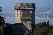 Salamon Tower Visegrád