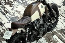 Moto / Scrumbler caferacer special customized