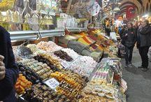 İstanbul semtleri Eminönü / güzelliklerden bir demet