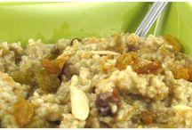 Recipes: Oatmeal