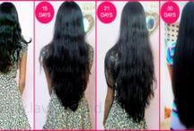 Homemade Hair Care