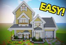 Minecraft ház ötletek