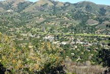 Carmel & Carmel Valley, California / Sightseeing and outdoor adventures in Carmel Valley