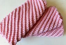 Lavettes/Essuis-mains - Crochet / Dishcloth/Towels - Crochet