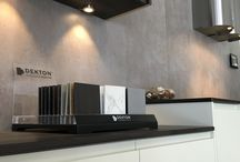 Clean, Sleek and Modern - The Isala Kitchen / Minimal yet effective. Stunning textures and subtlety are what set this kitchen apart from the rest.
