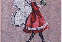 The christmas elf fairy nora corbett