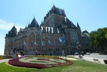Quebec / Kanadské město ve stejnojmenné provincii.