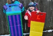 Inexpensive Family Winter Activities / Winter is here let us help you find fun Family Activities !