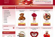 Valentine Gifts osCommerce