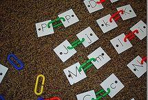 Learning the ABC - ABC tanulás / Games to learn the ABC - Játékok ABC tanuláshoz