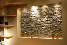 paredes piedra