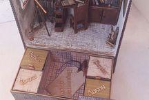 roombox miniature house