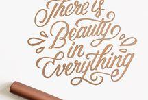 Typografia/kaligrafia