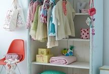 Nursery Closets & Storage Ideas
