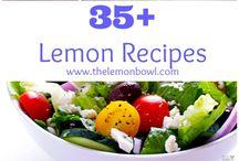 Lemon/citrus recipes / by Gayle DuBois