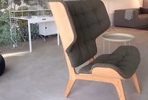 HOME - Lounge chair