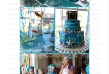 Mermaid Birthday / by Karla Bracero Santos