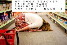 Yoga , my new hobby