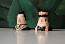 my ceramics / #liviacoloji #artwork #ceramics