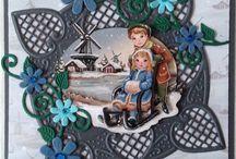Vinter billed