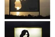 Autdoor advertising