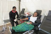 Europ Assistance 4th Blood Drive / Doing our part for South Africa