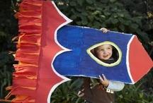 rocket ship party / by Chiara Milott