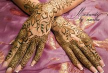 mehndi n jewels / by Geetika Khanna