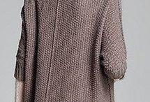 lavorare a maglia...