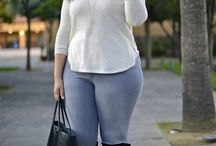 Simple Everyday Plus Size Wear