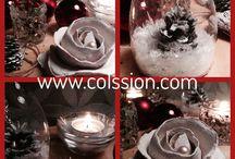 Colssion Creation