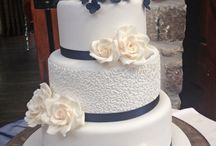 Wedding cake / Svatební dorty
